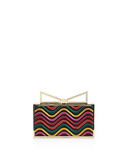 Sara Battaglia | Lady Me Waves Clutch