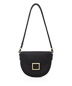 Jason Wu | Mini Leather Saddle Bag