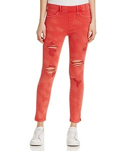 True Religion | Runway Legging Crop Jeans In