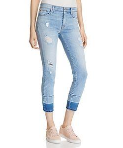 Hudson   Zoey Skinny Crop Jeans In