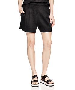Vince | Pleated Shorts