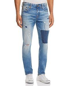 True Religion | Rocco Slim Fit Jeans In