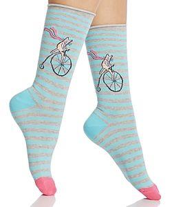 Hue | Circus Cat Socks