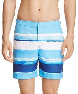Orlebar Brown | Bulldog Mcgovern Striped Swim Trunks