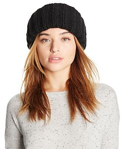 Federica Moretti | Ribbed Knit Hat