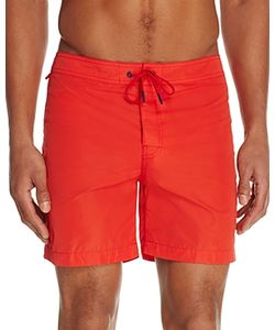 Sundek | Fixed Waistband Mid Length Board Shorts