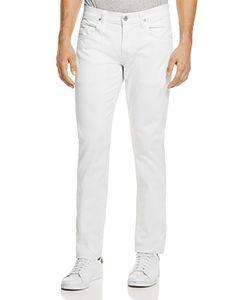 Hudson   Blake Slim Straight Fit Jeans In