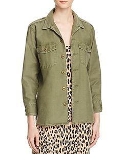 Equipment | Kate Moss For Major Shirt Jacket