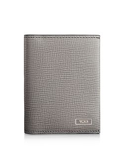 Tumi | Monaco Leather Gusseted Card Case With Id