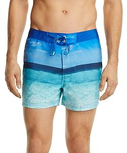 Sundek | Ocean Photo Swim Trunks