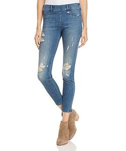 True Religion | Runway Crop Legging Jeans In