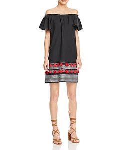 Piper | Apala Off-The-Shoulder Dress