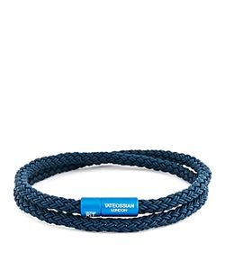 Tateossian | Rubber Cable Bracelet