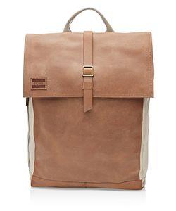 TOMS | Canvas Leather Trekker Backpack