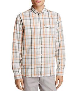 Michael Bastian | Plaid Regular Fit Button Down Shirt