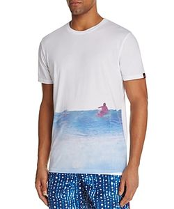 Sundek | Surf Graphic Tee