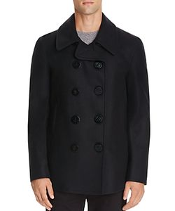 Gloverall | Admiralty Wool Blend Peacoat