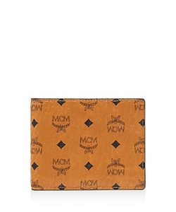 MCM | Claus Small Wallet