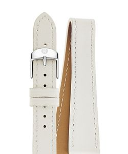 MICHELE | Double Wrap Leather Watch Strap 18mm