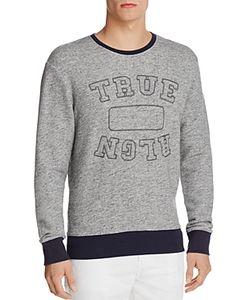 True Religion | Embroide Logo Sweatshirt