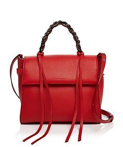 Elena Ghisellini | Angel Small Leather Satchel