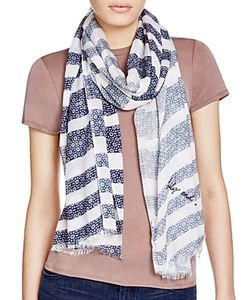 Lily And Lionel   Hetty Striped Scarf