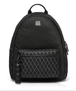 MCM | Tumbler Nylon Backpack