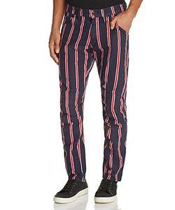 G-Star Raw | 5630 3d Regimental Stripe New Tape Fit Canvas Pants