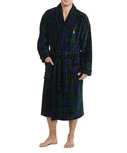 Polo Ralph Lauren | Plaid Microfiber Robe