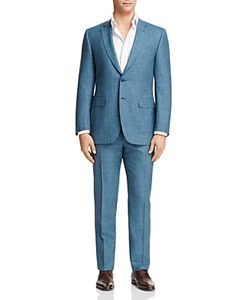 Canali | Performance Regular Fit Travel Suit