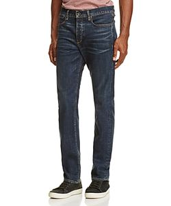 Rag & Bone Standard Issue | Fit 3 Straight Fit Jeans In