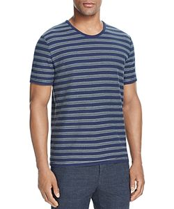 Outerknown | Striped Cotton Tee