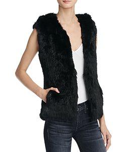 Meteo By Yves Salomon   Hooded Fur Vest