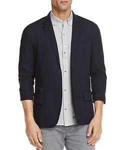 Michael Bastian | Cotton Slim Fit Blazer 100 Exclusive