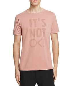 Outerknown | Its Not Ok Graphic Tee
