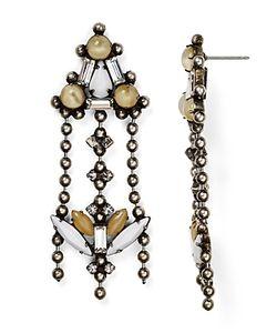 Dannijo | Sagrada Drop Earrings