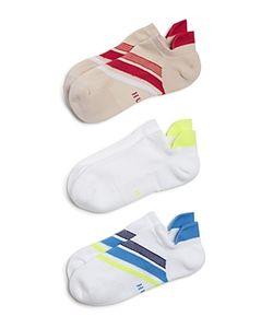 Hue | Air Sleek Tab-Back Cushion Liner Socks
