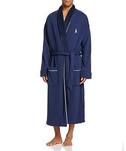 Polo Ralph Lauren | Fleece Lined Shawl Collar Robe