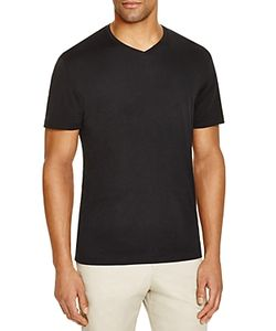 The Men's Store At Bloomingdale's   V-Neck Cotton Tee