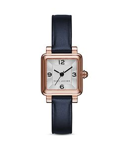 Marc Jacobs | Vic Leather Watch 20mm X 20mm