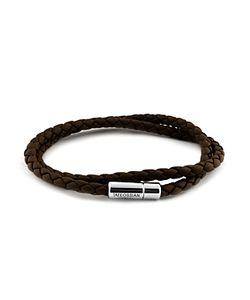 Tateossian | Leather Bracelet