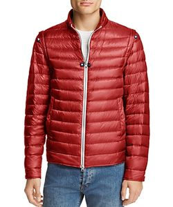 Herno | Convertible 2-In-1 Down Jacket