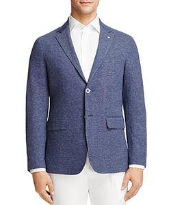 Canali | Washed Tweed Regular Fit Sport Coat