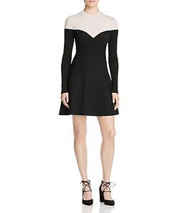 Paule Ka | Color Block Knit Dress