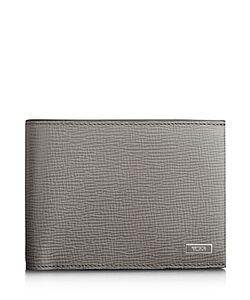 Tumi | Monaco Leather Global Double Billfold Wallet