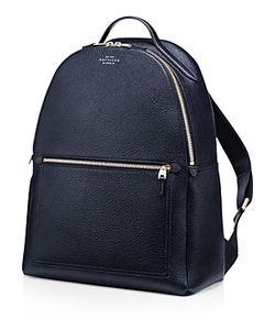 Smythson | Large Backpack