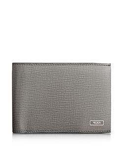 Tumi | Monaco Leather Double Billfold Wallet