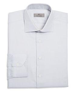 Canali | Textu Ground Regular Fit Dress Shirt