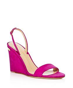 Giuseppe Zanotti | Kloe Slingback Wedge Sandals
