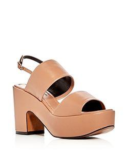 Robert Clergerie | Emple High Heel Platform Sandals